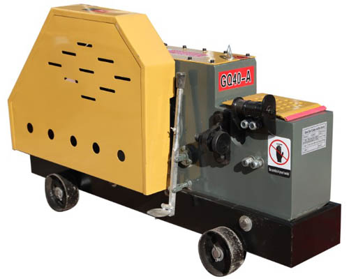 GQ40A-2 rod cutter machine