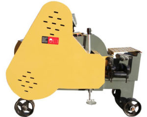 Rebar cutter machine