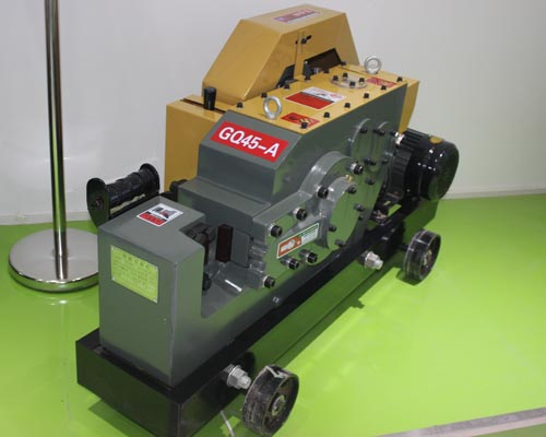 GQ45 automatic rebar cutting bending machine