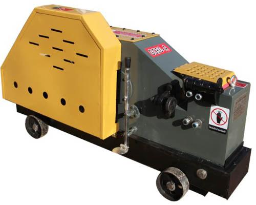 Rebar cutter machines
