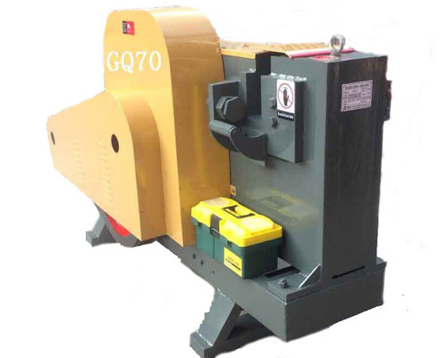 GQ70 bar cutting and bending machine