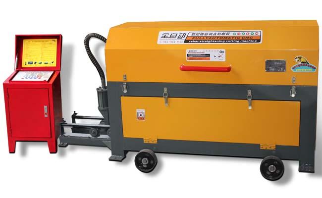 GT4-10A rebar straightening machine