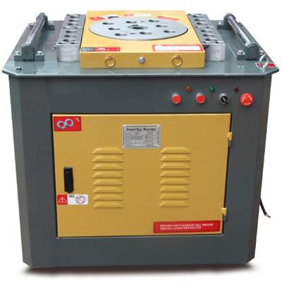 Automatic tmt bar bending machine