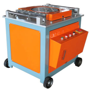 Reinforcement bending machine
