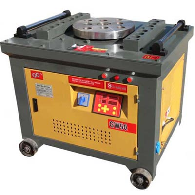 Automatic reinforcement bending machines