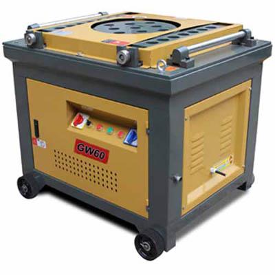 GW60 automatic tmt bar bending machine for sale