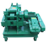 Scrap Rebar Straightening Machine