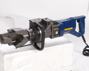 Portable rebar bender
