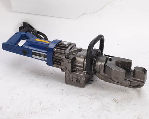 hydraulic rebar bender