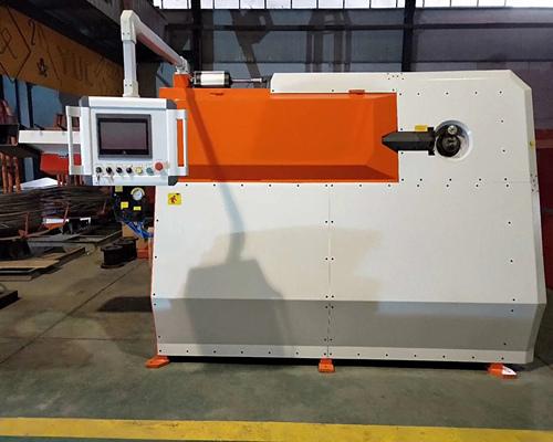 HGTW4-10 CNC wire bender