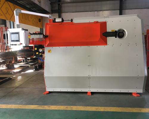 HGTW4-10 automatic stirrup bender